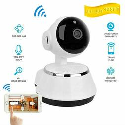 HD 1080P WIFI Wireless Pan Tilt Security IP Camera CCTV Nigh