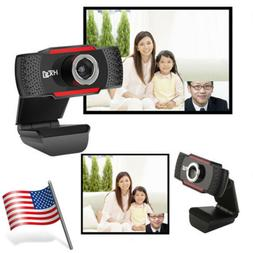 HD 12MP Auto USB 2.0 Webcam Camera with MIC for Skype PC And