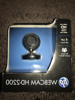 HP HD-2200 Web Cam