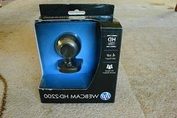 HP HD-2200 Web Cam NEW !