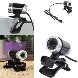 HD 50MP  USB 2.0 Webcam Camera with MIC Clip-on for PC Compu