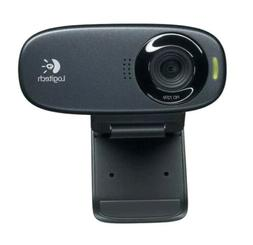 Logitech ® HD Webcam C310 720p HD Video 5 MP Photos