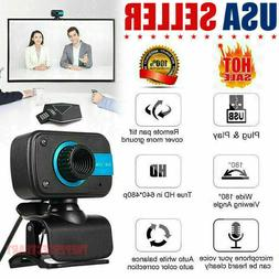 hd webcam usb computer web camera