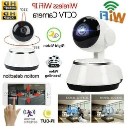 HD Wireless Wifi IP Camera 720P Webcam Baby Pet Monitor Cam