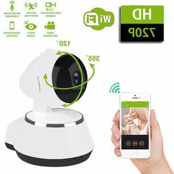 HD Wireless Wifi IP Camera Webcam Baby Pet Monitor CAM Pan R