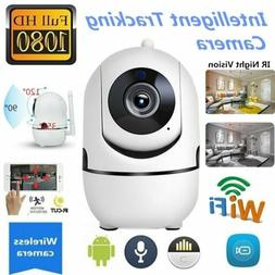 HD Wireless Wifi IP PTZ Camera Webcam Baby Pet Monitor CAM R
