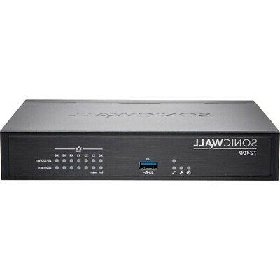NEW SonicWALL 01-SSC-1741 TZ400 Network Security/Firewall Ap