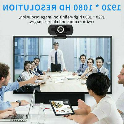 USA Full HD USB Webcam Web with for Desktop & Laptop