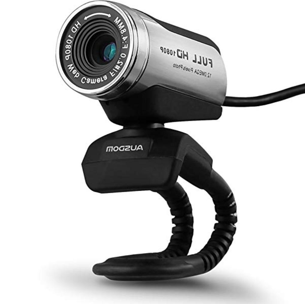 Webcam with Built-in Auto