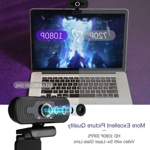 1080P HD with Web Auto for