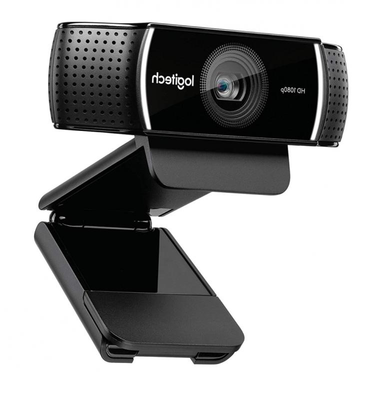 Logitech 1080p Stream Webcam HD Streaming Recording