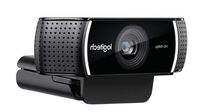 Logitech 1080p Pro Stream Webcam Video Streaming Recording 30FPS