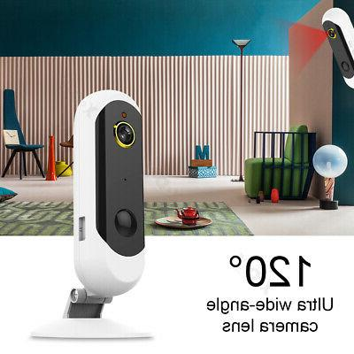 1080P Wireless Security Camera Webcam WIFI Night Vision