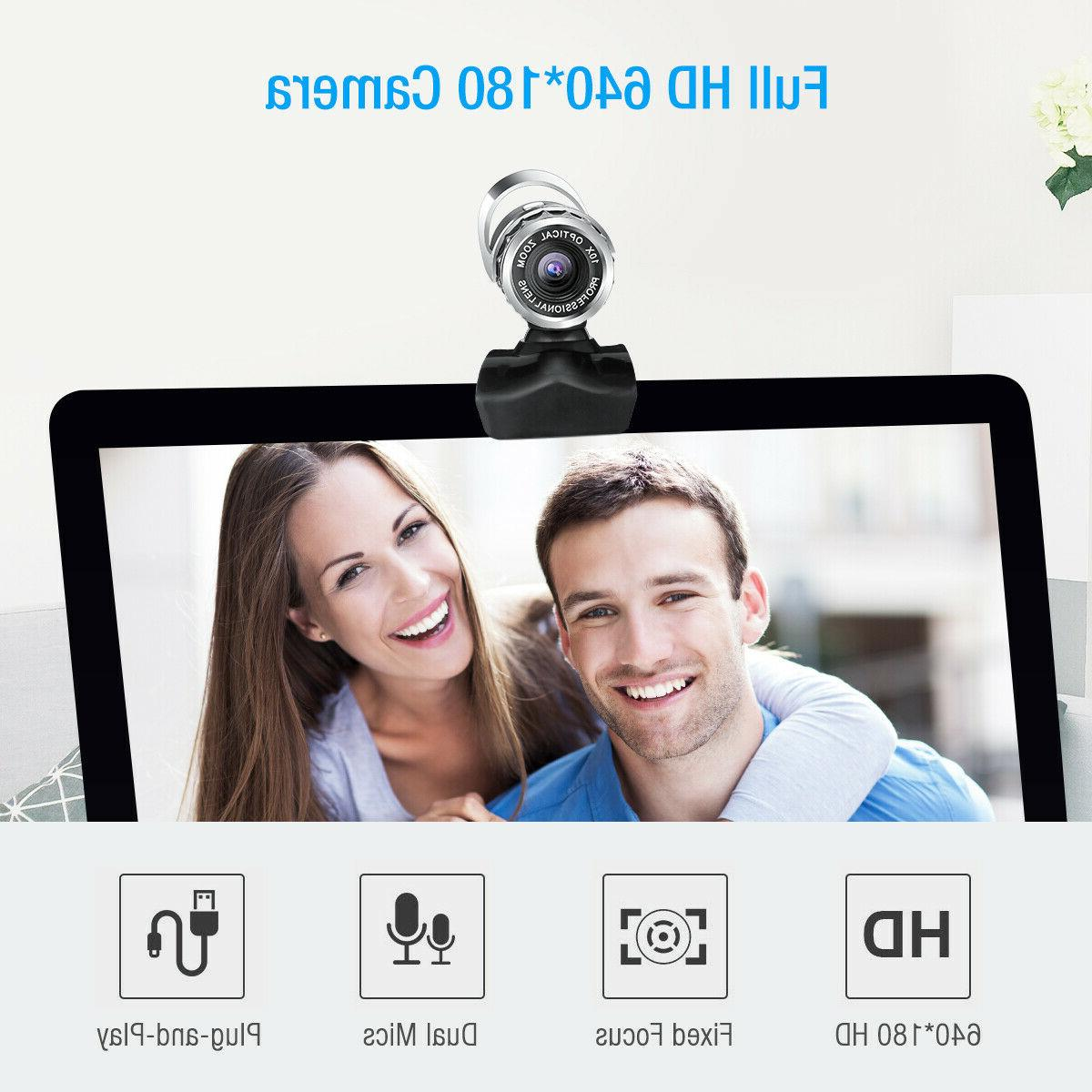 USB 2.0 Camera with Computer Laptops Macbook 30FPS