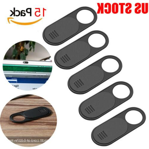 15x webcam cover slider camera shield privacy