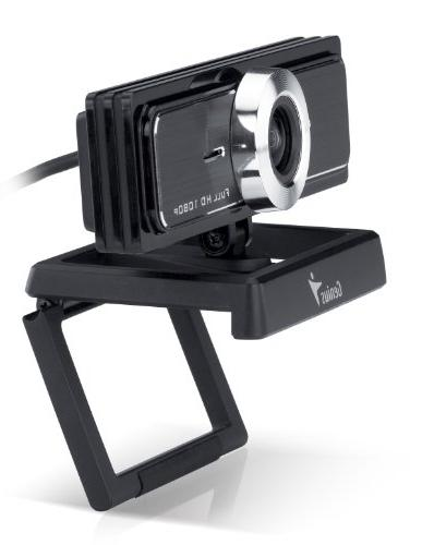 Genius 120-degree Angle HD Webcam