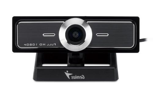Genius 120-degree Angle Full HD Webcam