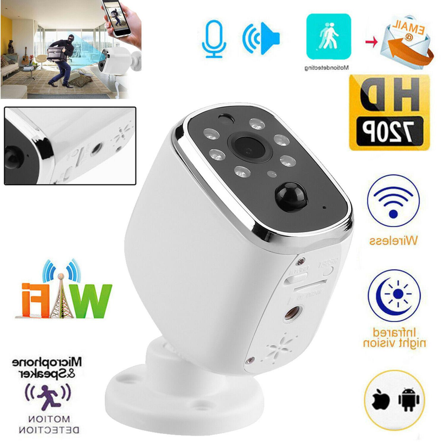 anytex battery powered wifi wireless security ip