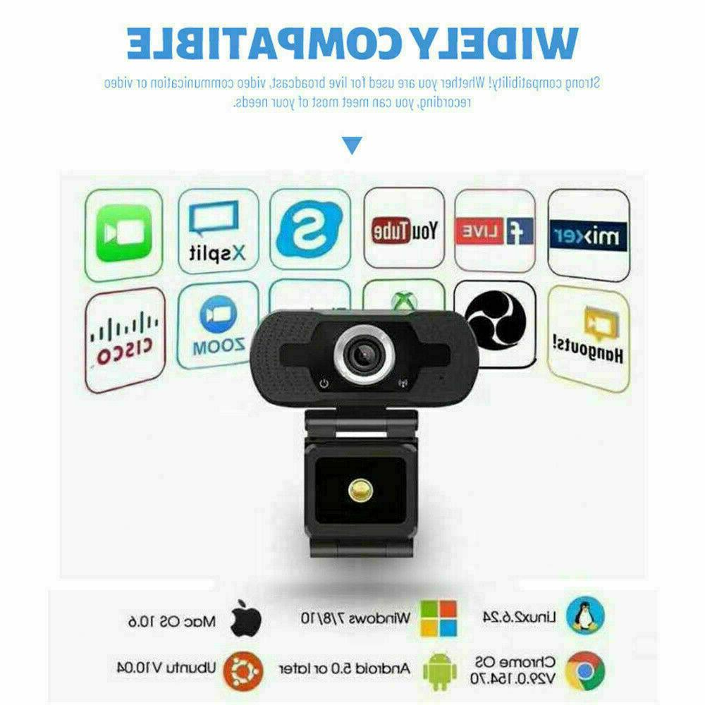BEST USB Webcam with Microphone for