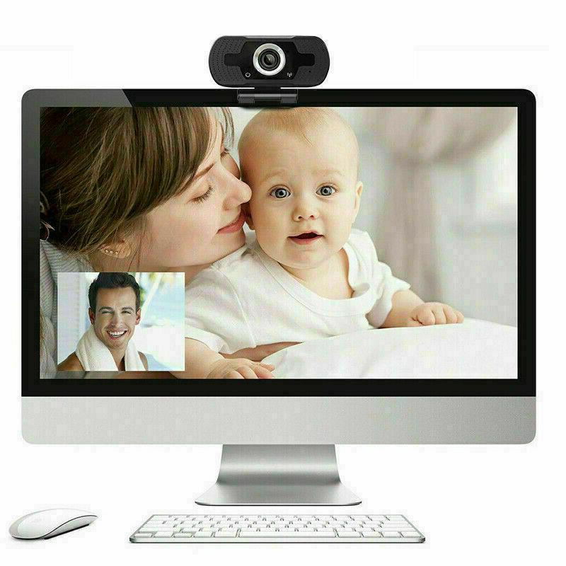 BEST 1080P Full HD USB Webcam with
