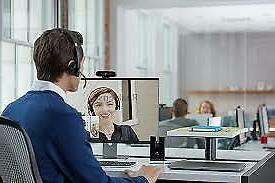 Logitech HD Webcam Video Conferencing