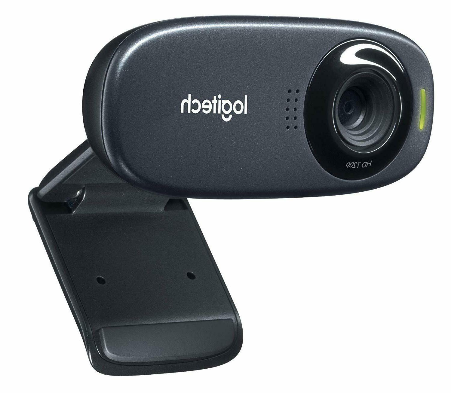 Logitech 720p 5 Built-In