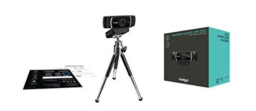 Logitech Webcam 1080P for HD Video Streaming Recording
