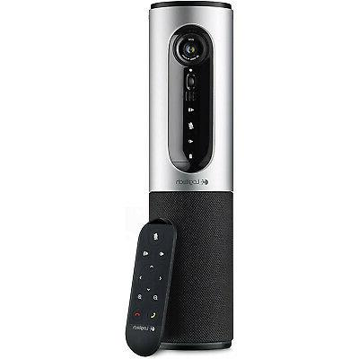 conference cam webcam portable with bluetooth speakerphone