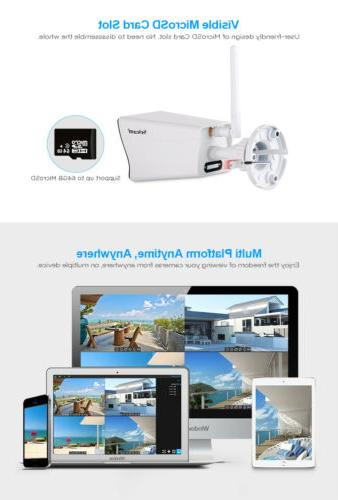 Sricam FHD Camera Security Supports Onvif Mobile Remote View