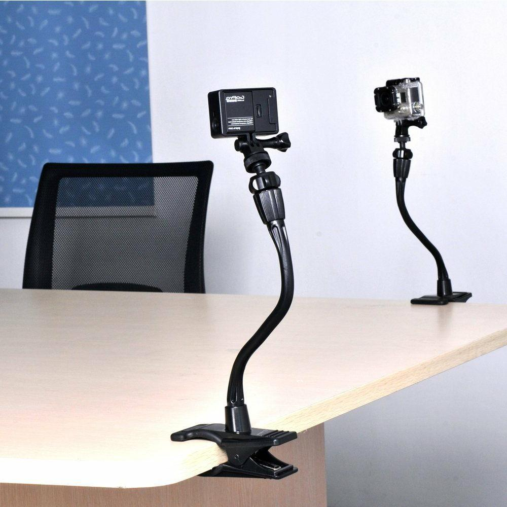 Smatree Mount For GoPro Fusion,7,6,5,4,3+/Webcam C920