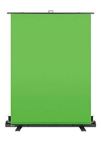 Corsair - Collapsible panel with auto-locking frame, wrinkle-resistant chroma-green fabric, aluminum case, ultra-quick setup and breakdown
