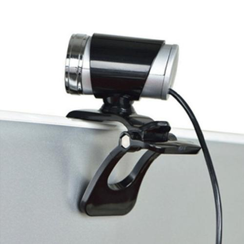 HD USB Webcam Camera with Clip-on PC Laptops