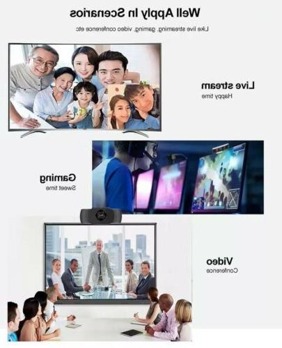 HD Zoom, Conferences,Skype