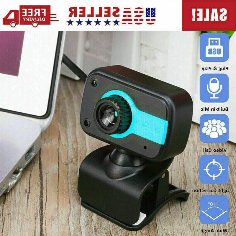 HD Web Camera Laptop W/