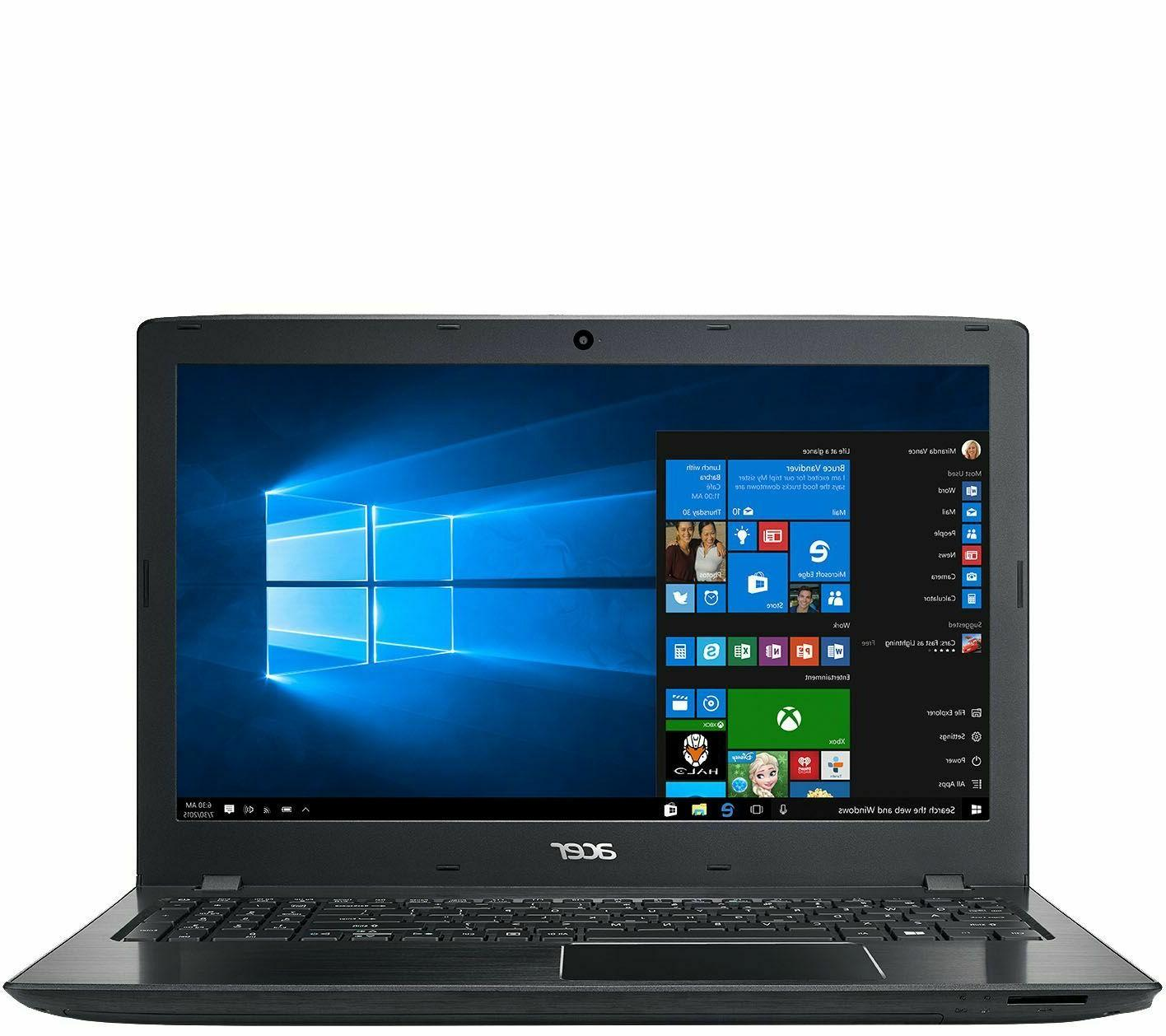 "NEW! ACER ASPIRE 15.6"" A9-9420 3.60GHz RAM 1TB HD 10 LAPTOP"
