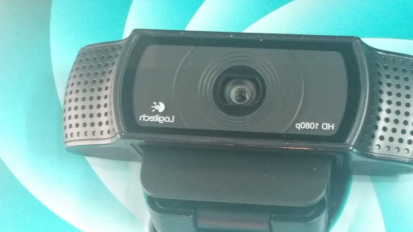 New Webcam C920 Calling Camer