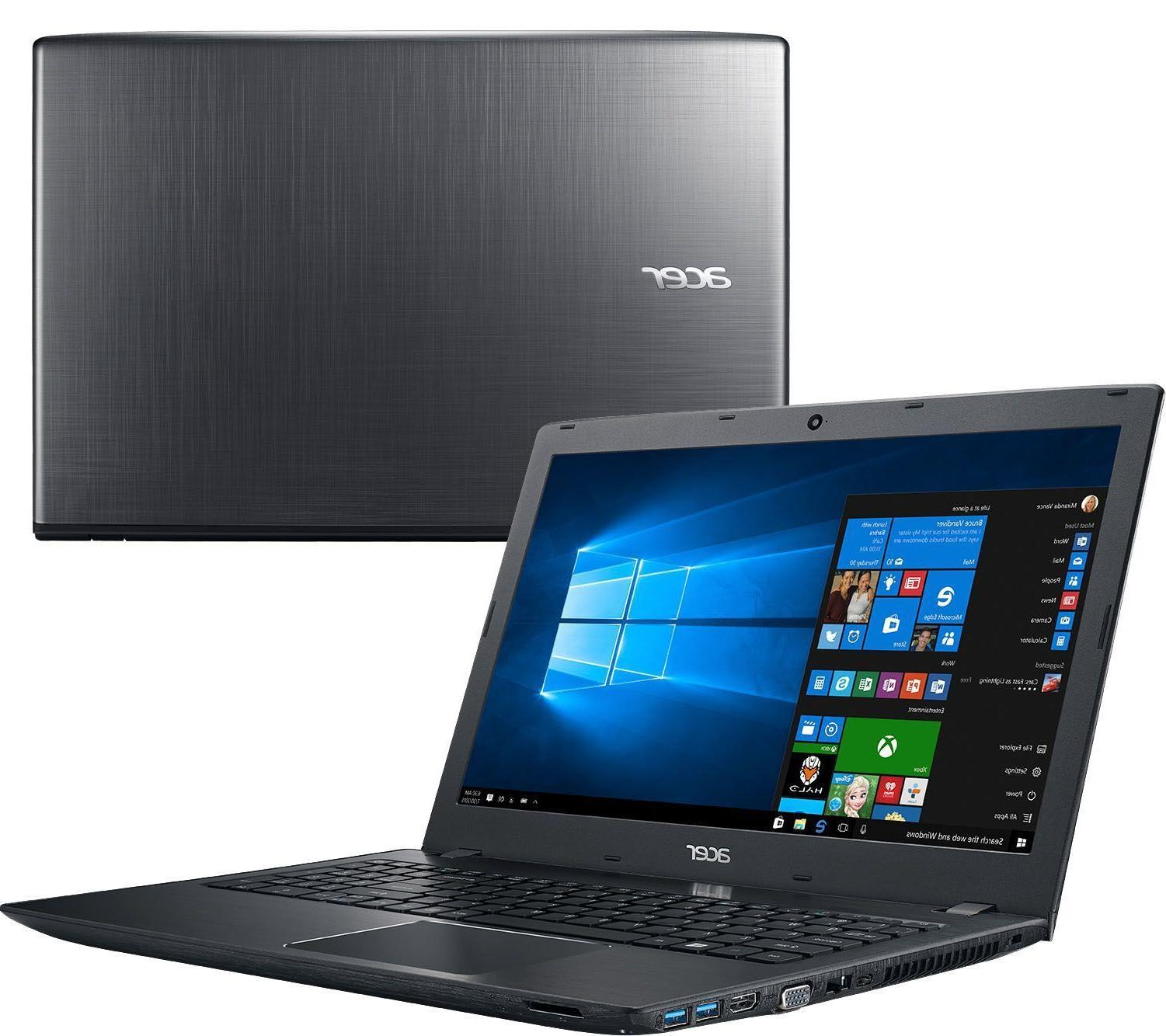 "NEW! ACER Laptop Core i5-7200U 6GB 1TB HD 15.6"" WebCam"