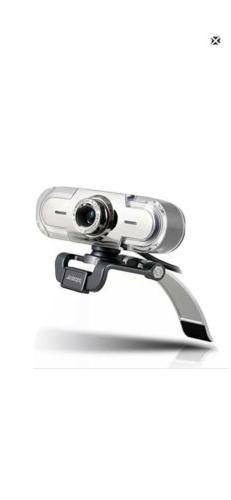 PAPALOOK PA452 Webcam 1080P, HD Web Camera with Colorful LED