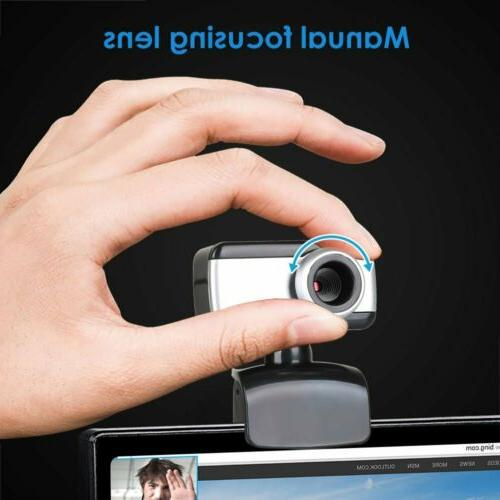 Rotatable Camera With For PC