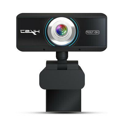 HXSJ S90 HD 720P Webcam With Mic Video Call Camera For Confe