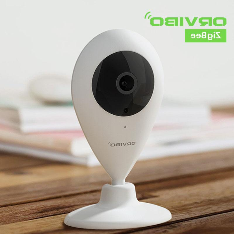 Orvibo IP Cameras HD 720P Infrared Night <font><b>Security</b></font> Control iOS Android