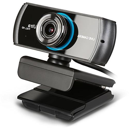 HD Stream 1536/1080P Wide Angle Camera Cancelling MIC. for