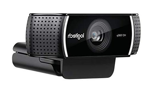 Logitech Pro Webcam HD Streaming and Recording 1080p 30FPS