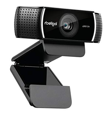 Logitech Webcam HD Streaming and Recording 1080p