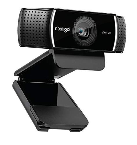 Logitech 1080p Pro Webcam for HD Video Streaming Recording 1080p