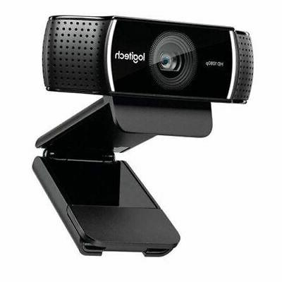 Logitech 1080p Pro Webcam for Streaming 1080p 30FPS