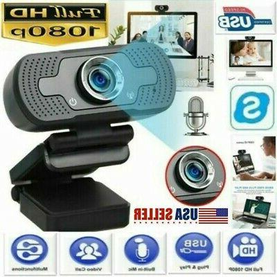usa 1080p full hd usb webcam web