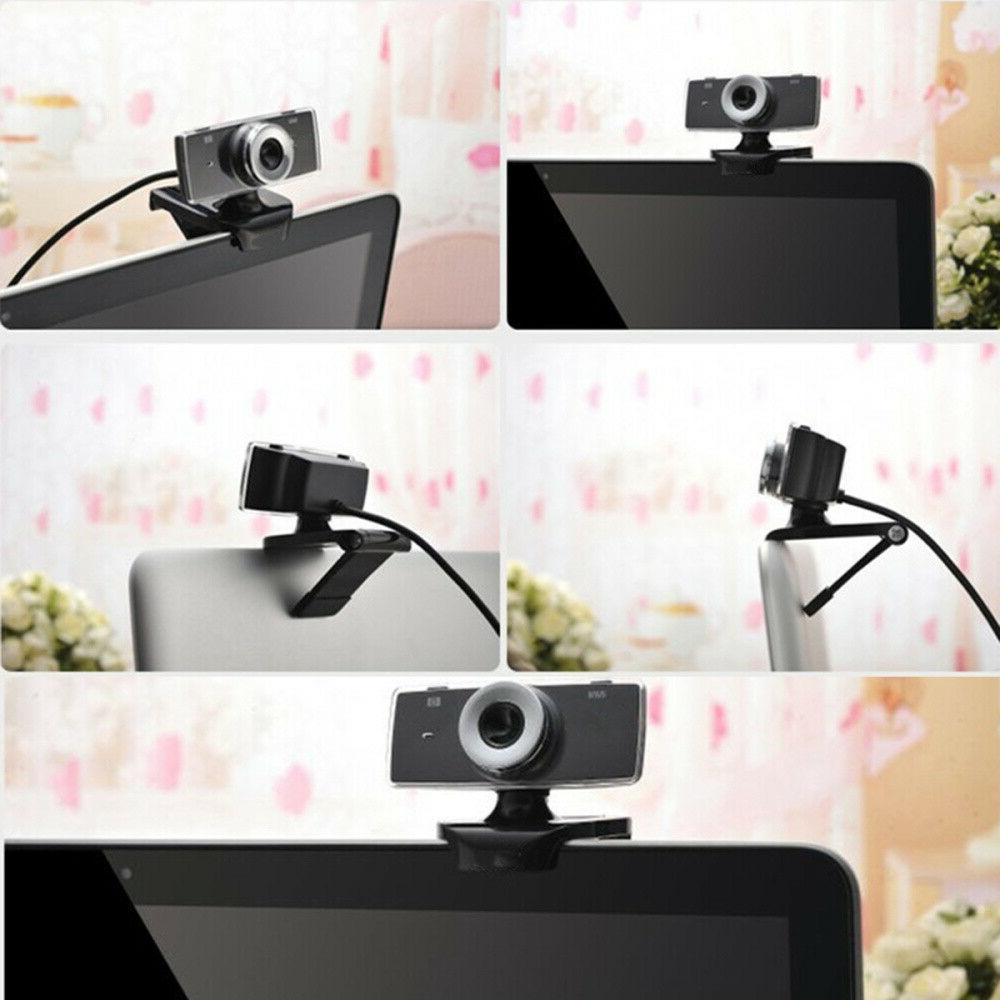 USB Camera with Microphone Webcam Computer