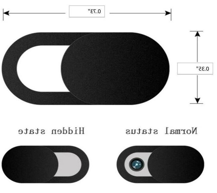 Webcam Cover Shield iPhone Samsung Privacy