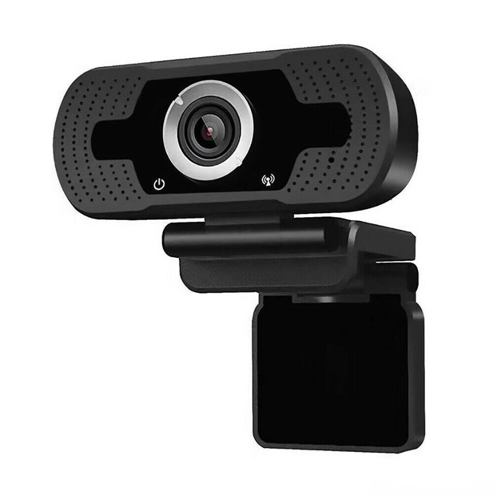 Webcam HD 1080P Focusing For PC Microphone